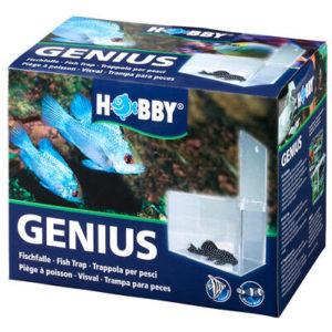 Hobby Genius Fish Trap The easiest way to catch aquarium fish from a decorated aquarium.