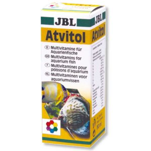 JBL Atvitol Fish Vitamins