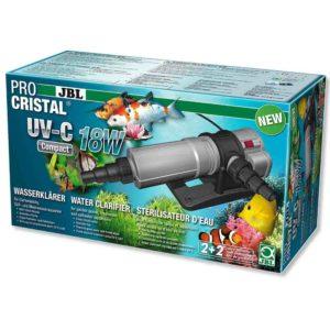 JBL ProCristal UV-C 18w Pond Uv / Clarifier