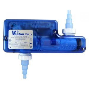 The Vecton 200 UV Steriliser is easy to maintain and gives a long uninterrupted service, We have units over 20 years old