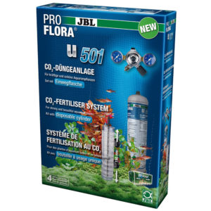 JBL ProFlora U501 CO2 Set, one of the highly regarded Jbl Co2 delivery systems.