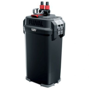 Fluval 407 External Filter 07 Series has 1450 litre per hour of pumping power and pressure that also endures over time.