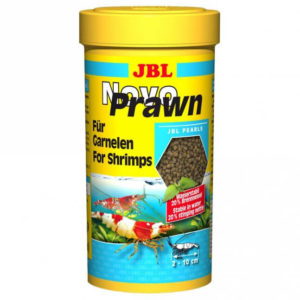 JBL Novo Prawn 100ml an excellent food for aquarium shrimps with all they need simple to use