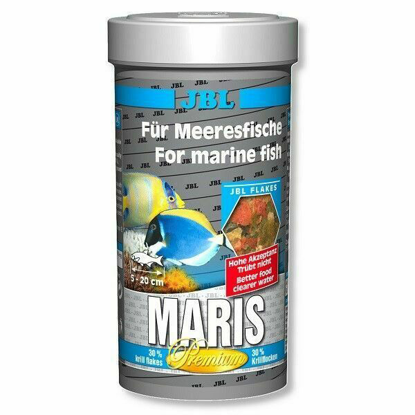 JBL Maris 250ml a great all round marine flake food