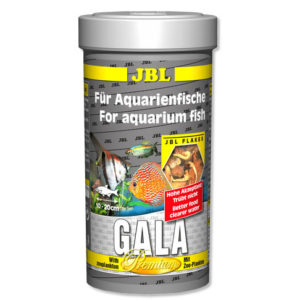 JBL Gala 250ml the best german made tropical fish flake food with freeze dried insects