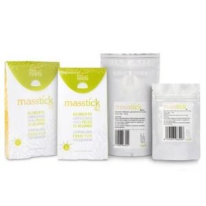 Easy Reefs Masstick is a self-adhesive paste in a powder formula, ready for rehydration with water.