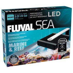 The Fluval Sea Marine Nano has to be the best Nano Led Marine aquarium
