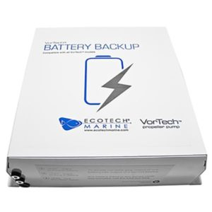 Ecotech Vortech Battery Backup a battery power supply to run vortech pumps in in event of mains power failure