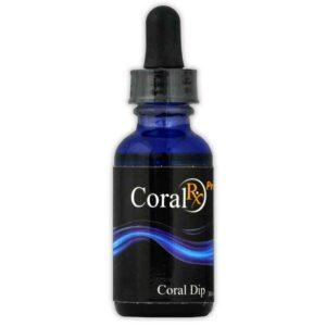 Coral RX Pro Coral Dip 30ml Parasite Treatment Marine Reef Aquarium Fish Tank
