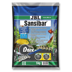 Sansibar Dark 5Kg is a great substrate for planted aquariums