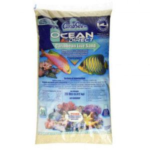 Caribsea Ocean Direct Oolite Live Sand 40lb