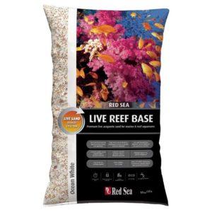 Red Sea Ocean White Live Aragonite Sand 10kg