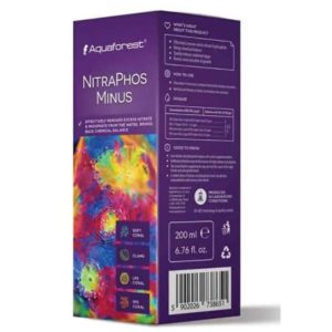 Aquaforest Nitro Phos Minus 200ml