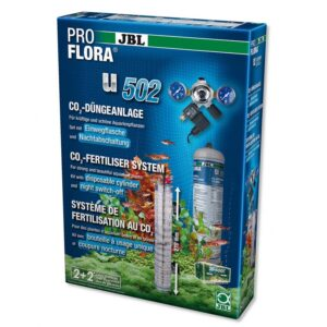 JBL ProFlora U502 CO2 Set, one of the highly regarded Jbl Co2 delivery systems