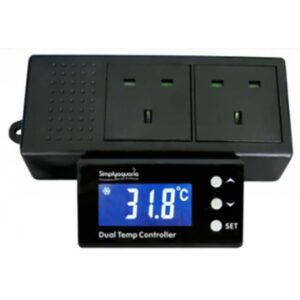 This Aquarium Temperature controller supplied by D-D has a strong reputation for reliability