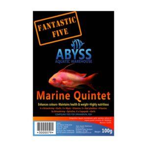 Abyss Frozen Marine Quintet 100g