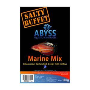 Abyss Frozen Marine Mix 100g