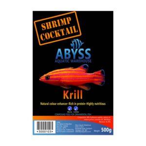 Abyss Frozen Krill 500g