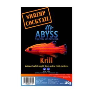 Abyss Frozen Krill 100g
