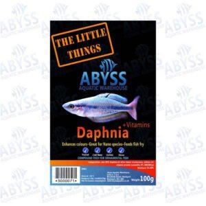 Abyss Frozen Daphnia + Vitamins 100g