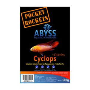 Abyss Frozen Cyclops + Vitamins 100g