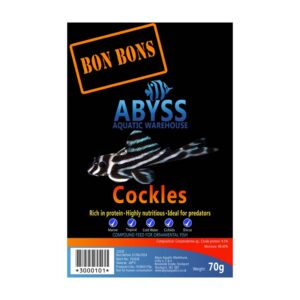 Abyss Frozen Cockle 70g