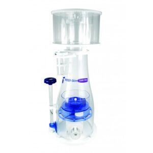 TMC REEF-Skim 1500 Pro protein skimmer for aquariums up to 1500 litres. Innovative space-saving cone-shaped design with DC Reef Pump and Patented bubble diffusion plate system