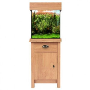 Aqua One OakStyle 85. 85 litre aquarium in oak Finish