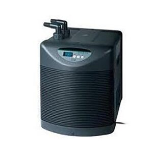 the D-D DC750 Chiller will keep a 600 litre reef tank at the perfect temperature