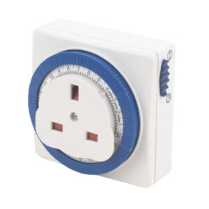 Pug in timer for controlling anything that needs to be switched on or off