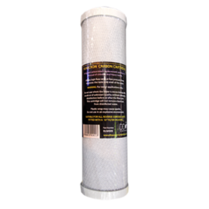 Replacement carbon cartridge for D-D R.O. units Fits all other too