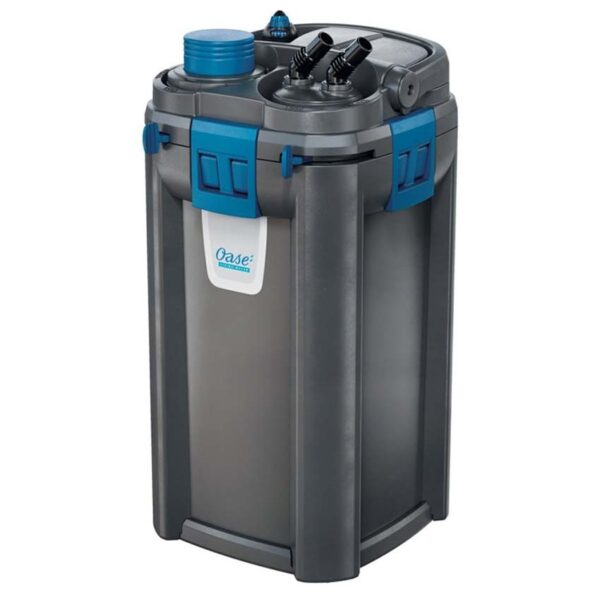 Oase BioMaster Thermo 600 external filter for tanks up to six hundred litres.
