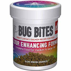 Fluval Bug Bites Colour Enhancing Granules 45g