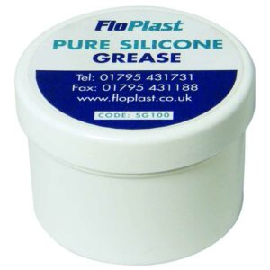 Pure Silicone Grease an exelant way to keep O-rings and seals in good shape and assist in smooth operation of moving parts. Totally safe for use in and around aquariums.
