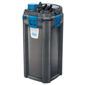 The Oase BioMaster Thermo 850 external filtration system for aquariums up to 850 litres.