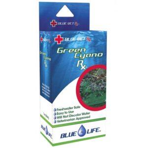 Green Cyano Rx afast safe treatment for blue green algae